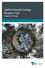 Applied Aquatic Ecology Research Hub Engagement Strategy